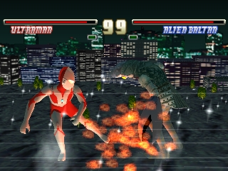 PS3 Fighting games