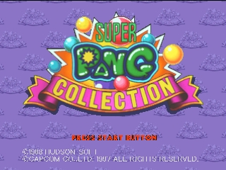 Super Pang Collection [PSX] [Cheats] [Portable] [MF-DF]