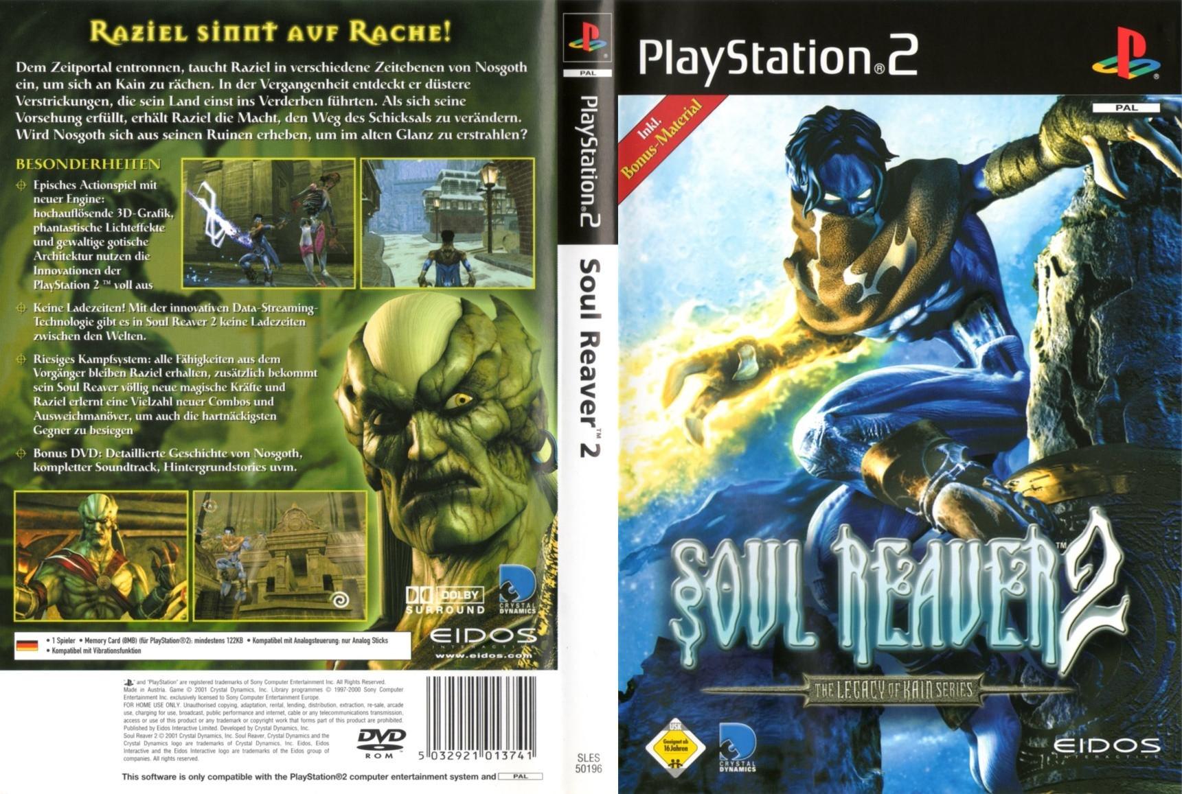 soul reaver 2 ps2 megaupload