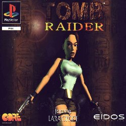 TOMB RAIDER - (PAL)