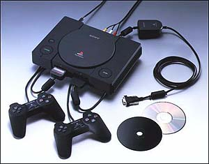 PlayStation DataCenter - PSX One Console