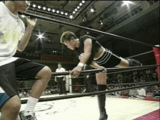 Pro-Style-Wrestling Japanisches Internationale Käufe