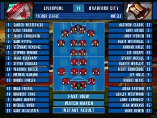 THE F A  PREMIER LEAGUE FOOTBALL MANAGER 2001 - (PAL)