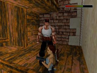Tomb Raider Ii Starring Lara Croft Ntsc U