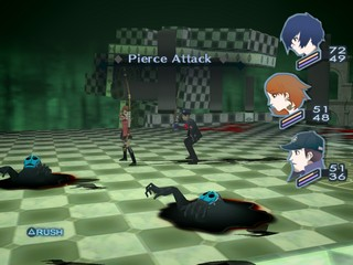 PERSONA 3 FES [INDEPENDENT STARTING VERSION] [KONAMISTYLE SPECIAL